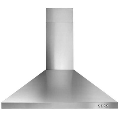 over the counter range hood