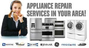 local appliances repair service